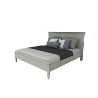 Wholesale Light Luxury Design American Style Bed Furniture Set In Oak Wood Made By China Manufacturer Of 21years Supplier from china suppliers