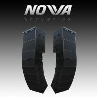 """Wholesale Dual 10"""" 16Ohm Audio Music Sound System Line Array For Touring / Living Show from china suppliers"""