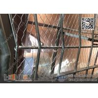 Wholesale Aluminium Sleeve Stainless Steel Wire Cable Mesh | China Decorative Wire Mesh Exporter from china suppliers