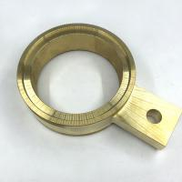 Wholesale OEM Rapid CNC Brass Parts Electrically Conductive With Longer Service Life from china suppliers