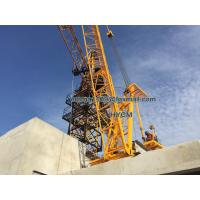 QD3023 Luffing Jib Derrck Crane 8tons Max.Load 2.3tons at 30meters Arm for sale