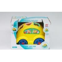 Wholesale infant toy/baby toy/intellective  Multi-function Music Wooden blocks House from china suppliers