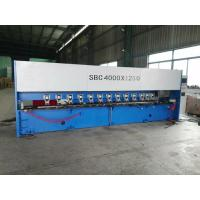 Wholesale Steel Panel Groove 6M Long CNC Groover Machine Hydraulic Clamping Shuttle Slotting from china suppliers