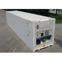 Wholesale Steel Used Cold Storage Containers For Sale, 40ft Reefer Container from china suppliers