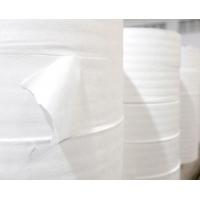 Wholesale 100% pp Factory directly sell BFE99 Filter Meltblown nonwoven fabric,melt blown fabric material for BFE/PFE/VFE/KF face from china suppliers