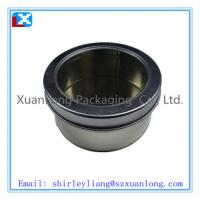 Wholesale Round Small Empty Metal Tea Tin Cans from china suppliers