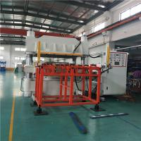 China Bridge Rubber Anti - Vibration Bearing Molding Machine Inversion Installed for sale