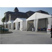 Wholesale Small Building Temporary Car Show Tent , Outdoor Canopy Tent 10m X 15m from china suppliers