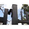 steel fence spear top security garrison fence/security metal fence/Garrison Fence for sale