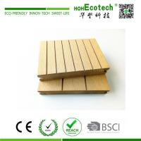 Wholesale Easier maintenance outside composite decking from china suppliers