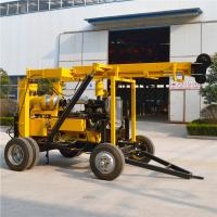 Wholesale 600M Depth Rotary Spindle Geological Exploration Machine Water Well Drilling Rig from china suppliers