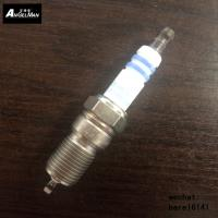 Quality Auto Parts Spark Plugs , Double Platinum BOSCH HR7KPP33+49 OEM 0242236563 For FORD for sale