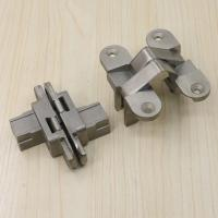 FIRE RESISTANT DOOR HARDWARE STAINLESS STEEL ADJUSTABLE CONCEALED HINGE for sale