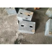 Wholesale High Cr Cast Iron wear bar 8x8 hardness up to  HRC57 for ball mill from china suppliers