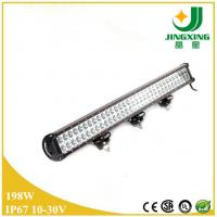 China 28 inch 198w double row offroad cree led light bar on sale