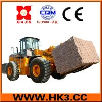 Buy cheap forklift wheel loader can lift 27tons block handler equipment from Wholesalers
