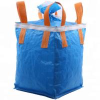 Wholesale Moisture Proof PP Woven Bulk Bag / One Ton Bulk Bags For Packing Stone from china suppliers