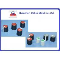 Rotary Volume Knobs In Double Color Injection Molding For Electric Machine for sale