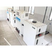 2000g/h Chlorine Dioxide Generator By Electrolytic Saturated NaCl Solution For Cooling Tower for sale