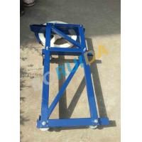 Wholesale Aluminum Cage Hoists Up Down Door Style 3.2m x1.5m x 2.5m Cage from china suppliers