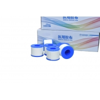 Wholesale Disposable Medical Tape Low Allergenic Weaving Proof Fabric from china suppliers