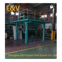 Buy cheap Customized Size Copper Strip Continuous Casting Equipment 250Kw Three Body Furnace from Wholesalers