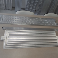 Wholesale Brazing 3003 CNC Aluminium Plate For HEV Vehicle Lead Acid Batteries from china suppliers