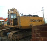 Wholesale Used KOMATSU PC400-3 Excavator With Jack Hammer For Sale from china suppliers
