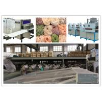 Wholesale Industrial Electric Fresh Noodle Making Machine , Vegetable Egg Ramen Noodle Machine Konjac Indomie from china suppliers
