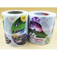 Wholesale Direct Thermal PVC Self Adhesive Labels , Custom Adhesive Kiss Cut Stickers from china suppliers