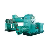 China Automatic clay brick extruder on sale