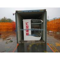 China Tower Crane Parts QTZ Tower Crane Cabin With Sample Operate for sale