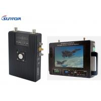 Wholesale Ruggedized Soldier Manpack Wireless HD Video Transmitter 300-900MHz Military Grade from china suppliers