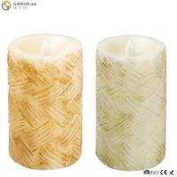 Wholesale Classical Led Garden Candle Stakes/Candle Carving/Battery Operated Flicker Birthday Candle from china suppliers