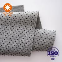 Wholesale Needle Punched Non Woven Polyester Felt Fabric For Carpet 120gsm - 800gsm from china suppliers