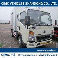 China ZZ1047C2813C145 SINOTRUK CHASSIS  small refrigerated trailer freezer trailer for sale on sale