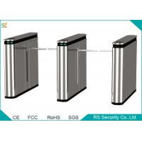 Wholesale Instusion Alarm Reset Automatically Drop Arm Turnstile Remote Control By PC from china suppliers