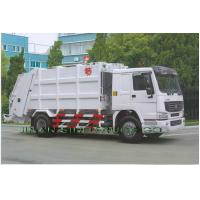 Wholesale SINOTRUK HOWO SERIES GARBAGE TRUCK from china suppliers