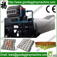 Automatic Chicken Egg Dish Making Machine Quality Egg Tray
