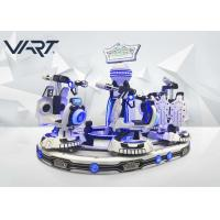 Quality Excellent 4 Seats VR Game Machine XD Extreme Digital Cinema CE Standard for sale