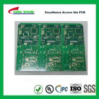 Wholesale Custom PCB Boards Multilayer Pcb Fabrication Aeronautics IMMERSION GOLD + HARD GOLD from china suppliers