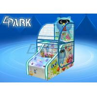Indoor Arcade Basketball Game Machine Coin Operated For Supermarket  51KG for sale
