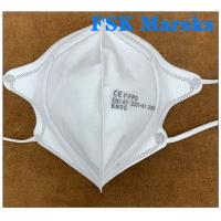 Wholesale Dustproof Disposable FFP2 Mask Respirator Medical Individual Package Splash Proof from china suppliers
