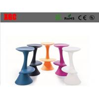 Wholesale Luxury Outdoor Led Table And Chairs Colorful With Environmental Friendly from china suppliers