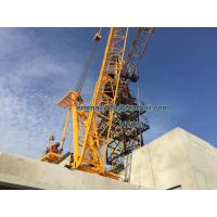 China 30m QD80 Derrick Crane 8tons Load Capacity 150m Height in Cambodia for sale