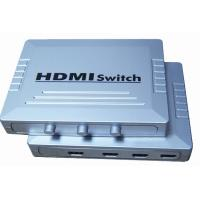 Wholesale 3 Port HDMI switch selection, 3 by 1 3 input 1 output, HDMI 1.4 Version from china suppliers