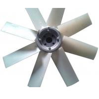 Wholesale Aluminum Replacement Industrial Exhaust Fan Blades / Air Cooler Blade Exhaust Fans from china suppliers