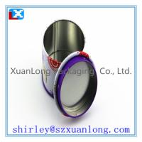 Wholesale decorative round tea tins box wholesale from china suppliers