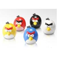 Quality Angry Bird Shape and Portable Rechargeable Mini Speakers With Power Indicator Light for sale
