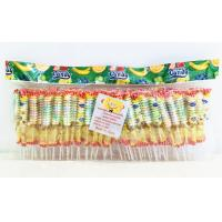 Wholesale 3g Compressed Candy , Multi Fruit Flavor Small Brochette Candy from china suppliers